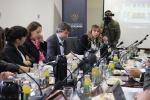 Universidades del país se reunieron en la UDA para potenciar la internacionalización de las mismas