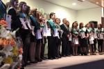 Carrera de Derecho de la Universidad de Atacama celebró su 22° aniversario con 40 nuevos egresados