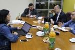 Comité de la Gobernanza del Ecosistema e Innovación Regional se reunió en la Universidad de Atacama