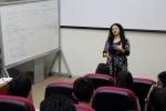 Médico cirujano tuvo conversatorio con los futuros estudiantes de la carrera de Medicina en la UDA