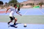 Primer Campeonato Interno de Futsal de la UDA ya tiene al primer equipo que levanta su copa