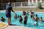 Piscina de la Universidad de Atacama recibió a alumnos de la carrera de Educación Física