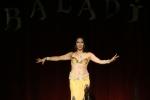 Con gran éxito se realizó el cierre del taller de Danza Árabe en el Centro Cultural Estación de Caldera