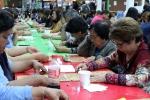 Funcionarios disfrutaron del bingo que organizó Bienestar de Personal