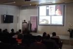 Destacada doctora entregó charla magistral sobre bioarqueología de las poblaciones prehispánicas