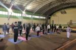 Con Éxito comenzaron los Talleres Recreativos ofertados por el Área de Actividad Física y Deportes de la Comunidad Universitaria