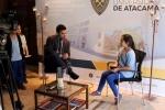 Estudiantes de Copiapó visitaron la Universidad de Atacama para conocer sus procesos comunicacionales