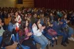 Facultad de Ciencias del la Salud recibió a estudiantes del primer año con Jornada de Inducción
