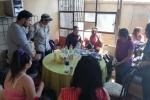"""Programa Abriendo Caminos y CEAL """"Poder Colectivo"""" de la UDA participan en jornada de voluntariado y acción social"""