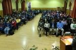 En la UDA Sede Vallenar se realizaron ceremonias de bienvenida para los estudiantes de primeros años