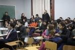 Tribunal de Familia de Vallenar dictó charla para estudiantes de la Sede Vallenar