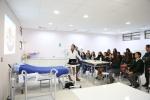 """Programa """"Laboratorios Abiertos"""" de la UDA sumó a nuevo colegio de Copiapó"""