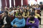 """Centro de Alumnos de Geología organizó el Primer Ciclo de Charlas """"Ciencias de la Tierra"""""""