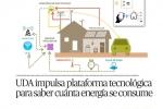 Hoy en Diario Atacama: UDA impulsa plataforma tecnológica para saber cuanta energía se consume