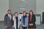Académica de la UDA ofreció Charla Magistral en Conferencia sobre Responsabilidad Internacional por Daño Ambiental