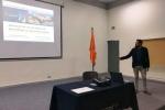 Estudiante de Ingeniería Civil Informática expuso en Congreso Chileno de Educación en Computación realizado en Arica