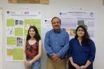 Departamento de Geología felicitó a estudiantes por notable participación en Congreso Nacional