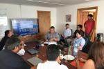 CIC UDA y Programas de CORFO analizan vías de colaboración en investigación y transferencia