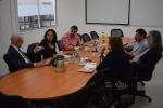 Representante de la Universidad de Padua visitó la UDA para definir aspectos específicos de colaboración