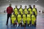 Básquetbol: selección femenina de la UDA obtiene cupo para participar en Zonal Norte