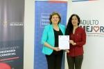 UDA y SENAMA firmaron convenio para facilitar apoyo técnico, transferencia tecnológica y conocimiento
