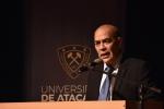 Con el 85% de los votos el Dr. Celso Arias Mora es reelegido como Rector de la Universidad de Atacama