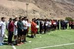 Estudiantes de la UDA inauguraron su tradicional Campeonato Interno de Futbol