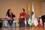 Académica de la UDA colaboró en una serie de eventos sobre Ergonomía y Salud en el Trabajo en Colombia