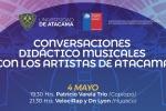 Parten Conversatorios con Bandas Musicales Locales