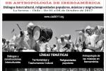 Destacada participación de académicas de Trabajo Social en XXIII Congreso Internacional de Antropología de Iberoámerica